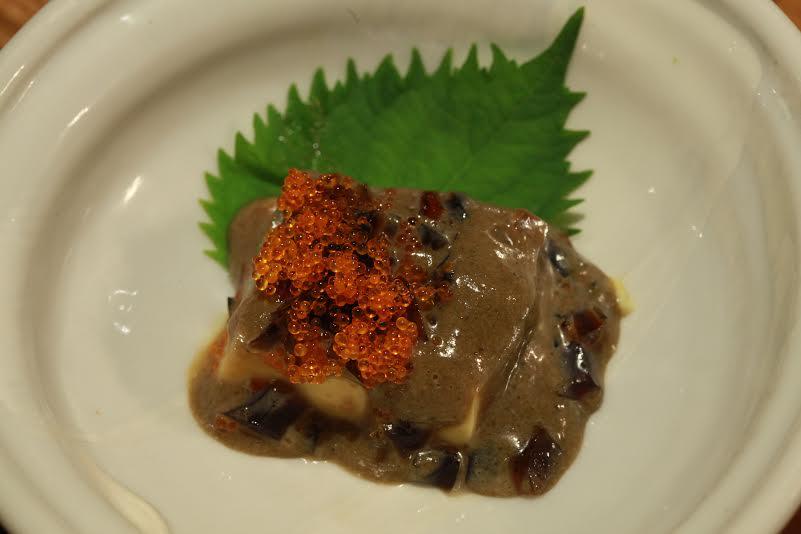 Shunjuu Izakaya Century Egg Tofu - AspirantSG
