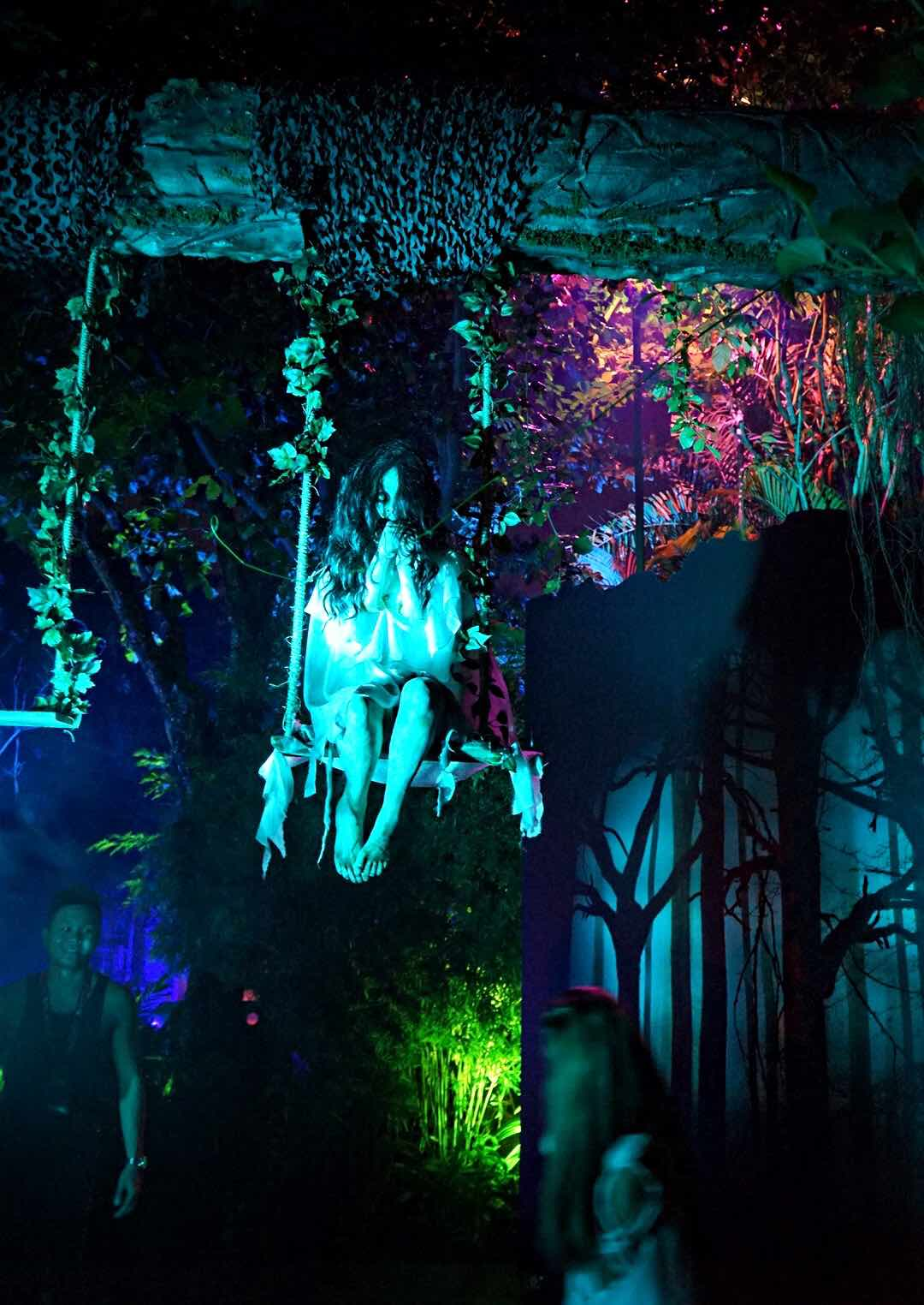 The Suicide Forest USS HHN6 - AspirantSG