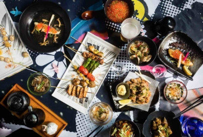 CHIKIN Szechuan Yakitori & Cocktails Amps Up Singapore Night Scene