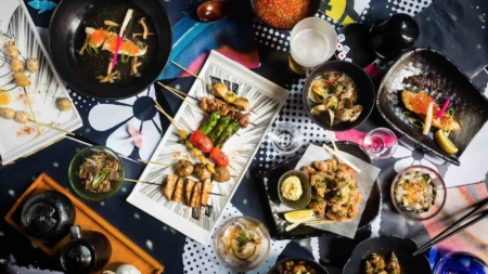 CHIKIN Szechuan Yakitori & Cocktails Amps Up Singapore Night Scene