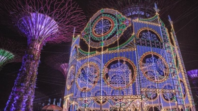Christmas Wonderland 2016 – Singapore's Biggest Yuletide Playground