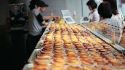 Hokkaido BAKE CHEESE TART Opens 2nd Store At Westgate, Singapore