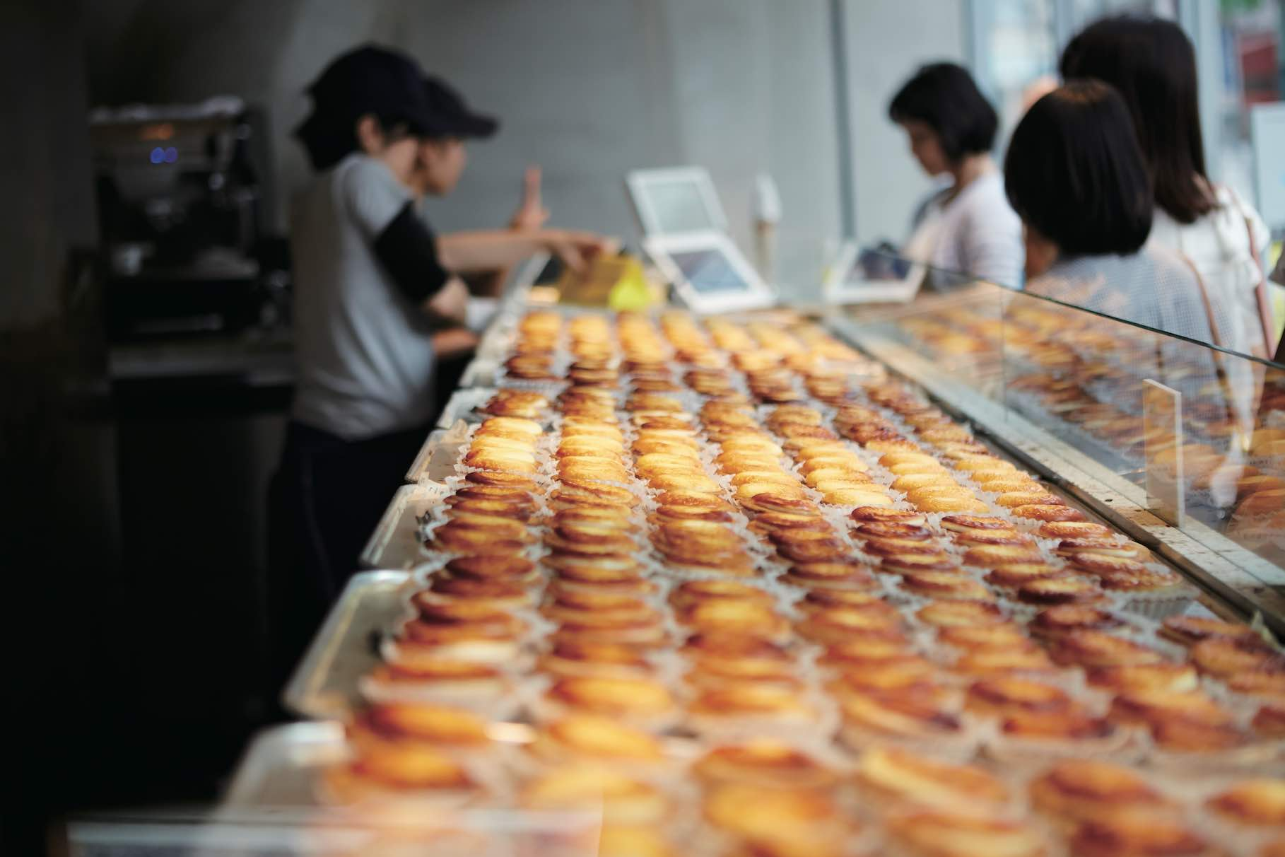 hokkaido-bake-cheese-tarts-in-westgate-singapore-aspirantsg