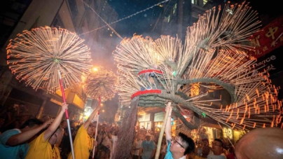Tai Hang Fire Dragon Dance – China National Cultural Heritage Hong Kong