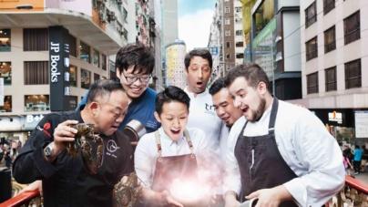 Hong Kong Wine & Dine Festival 2016 Beckons With Captivating Cocktails & Bites
