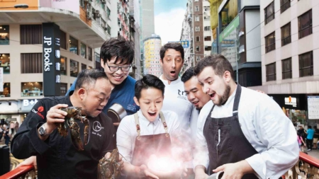Hong Kong Wine & Dine Festival 2016 Beckons With Captivating Cocktails & Bites
