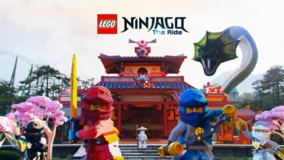 First Lego Ninjago Ride In Asia Now At Legoland Malaysia Resort