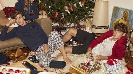 Jack Wills Introduces Friendsmas & #DearJack Competition This Christmas!