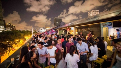 Top Rooftop Bars – Best Rooftop Bars In Singapore Near Me