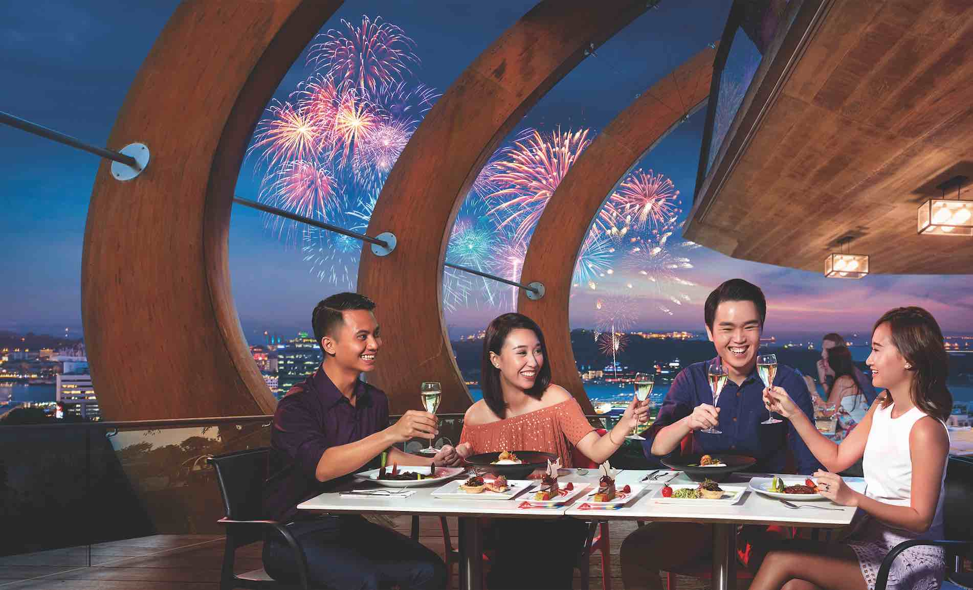 festive-dining-on-mount-faber-aspirantsg
