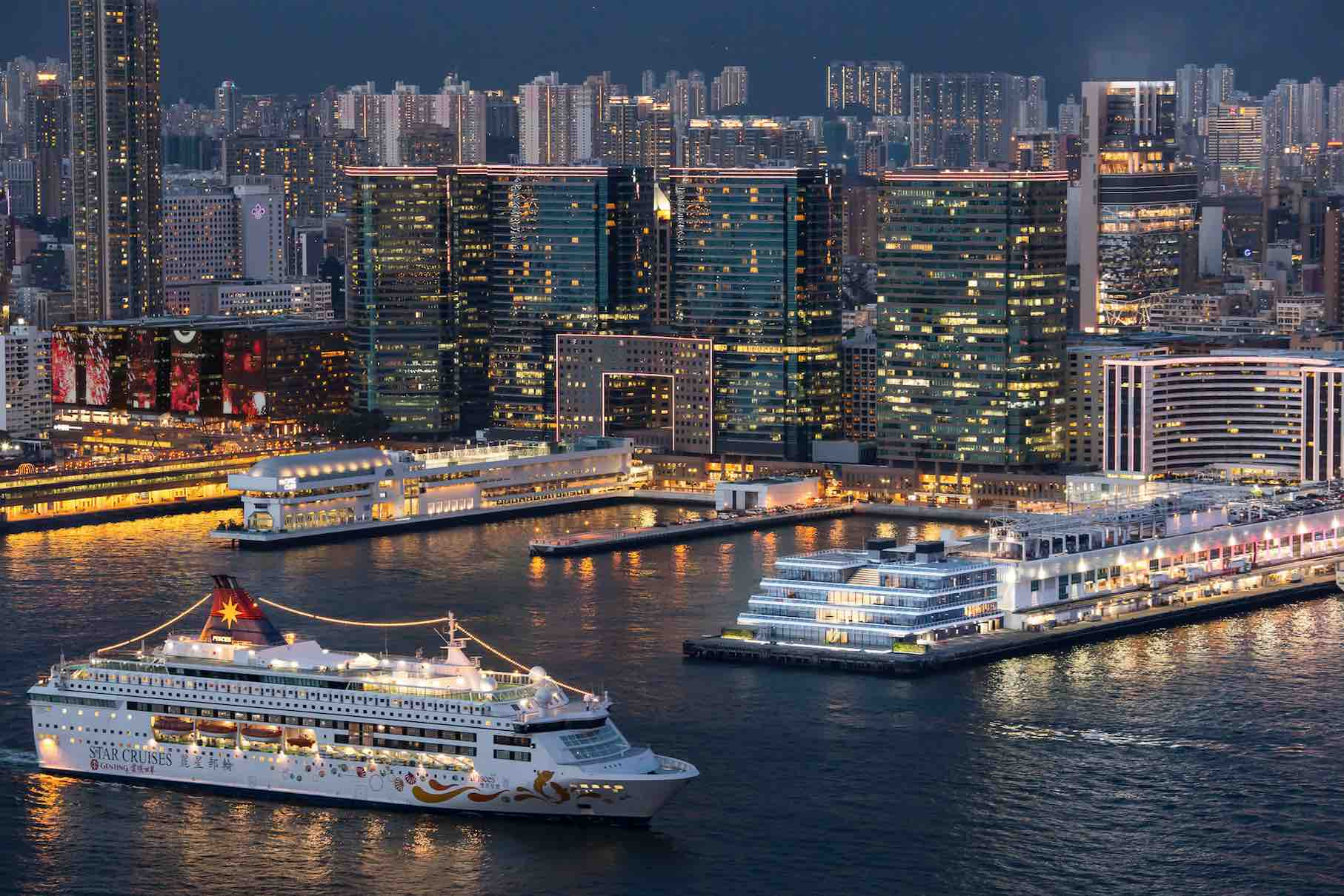 Harbour City Ocean Terminal Deck - Best Spot To Savour ...