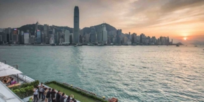 Harbour City Ocean Terminal Deck – Best Spot To Savour Hong Kong's Sunset