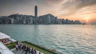 Harbour City Ocean Terminal Deck – Best Spot To Savour Hong Kong's Sunset
