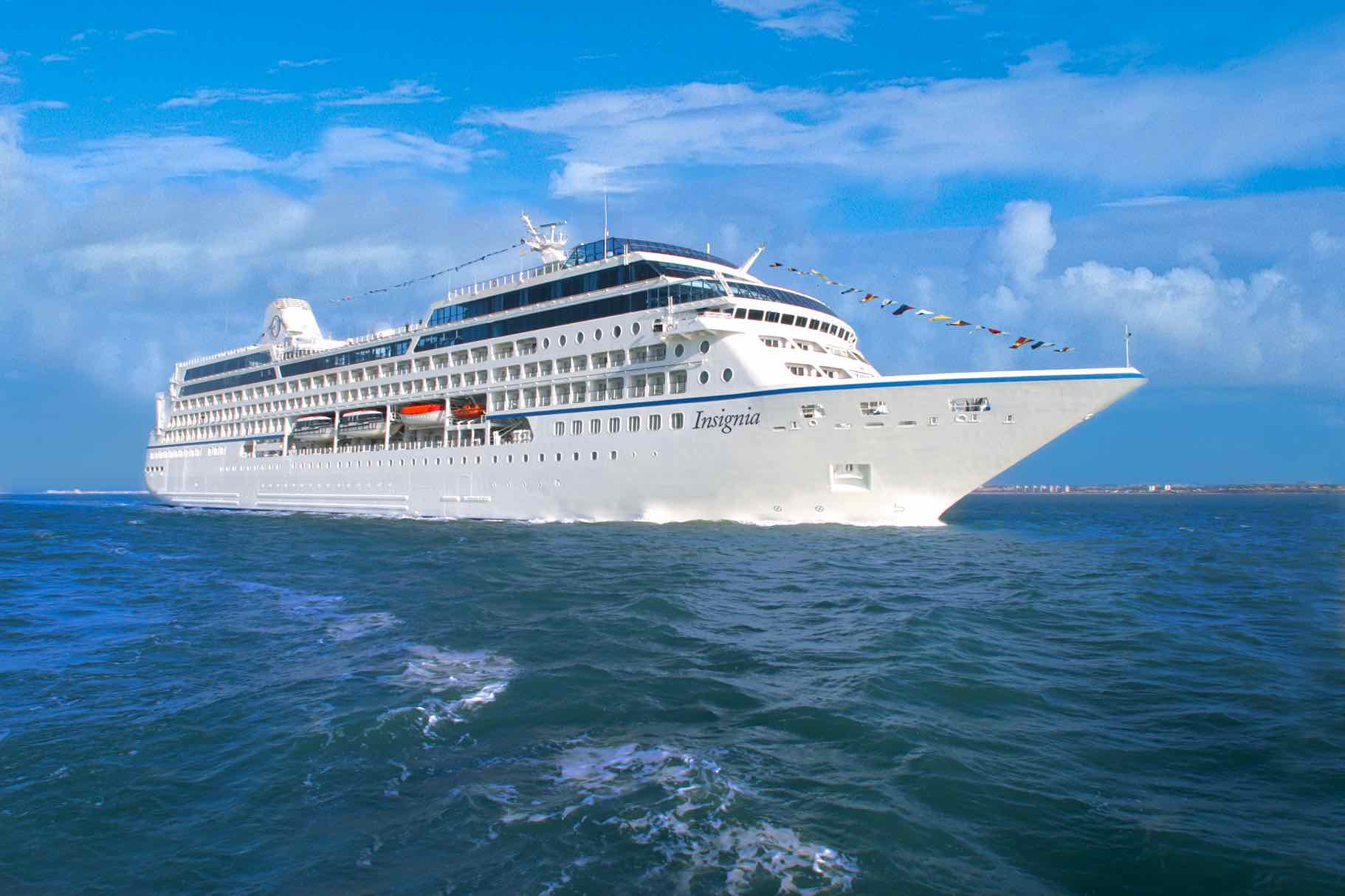Who Owns Oceania Cruise Line