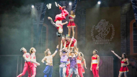 RWS Flying Through Time – Resorts World Sentosa Latest Original Theatrical Extravaganza