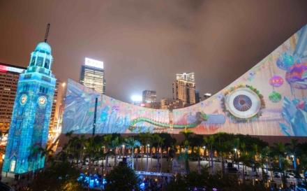 Brand New Hong Kong Symphony of Light & Winter Pulse Light Show