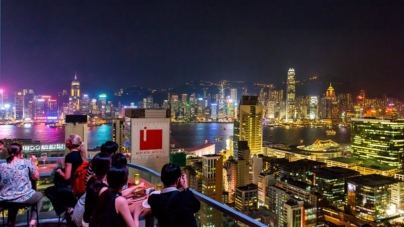 Best Hong Kong Rooftops Bars – Top Bars With A View