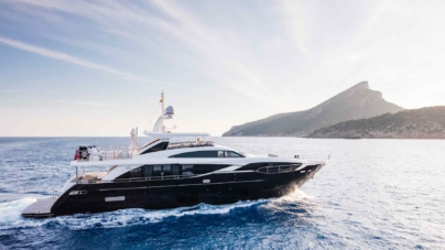 Princess Yachts Biggest Showcase At Singapore Yacht Show 2017