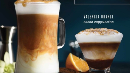 Savour Coffee in New Ways with Starbucks Layered Beverages