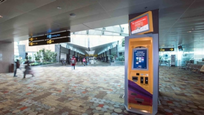 TravelersBox – Free Up Your Loose Change At Singapore Changi Airport