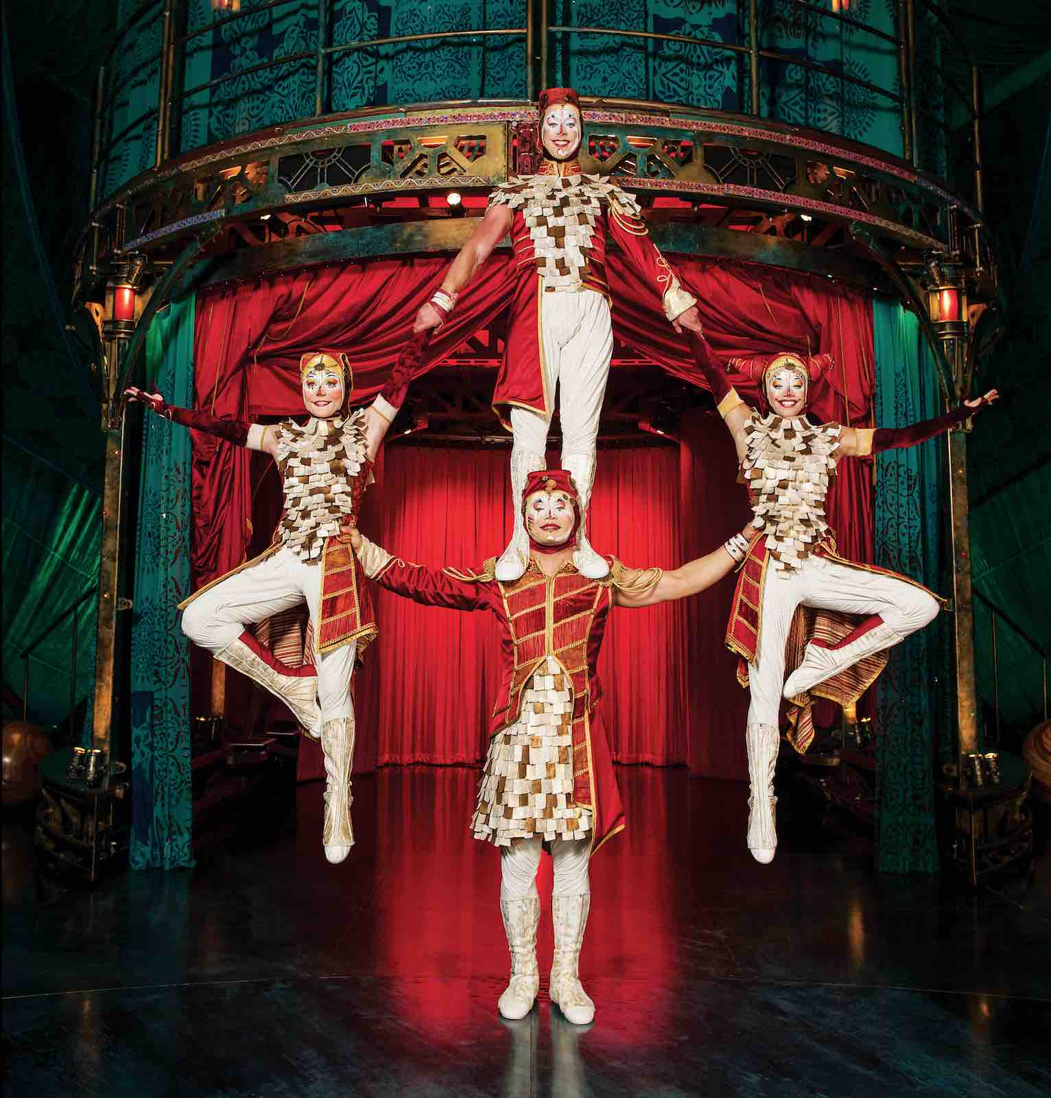 Cirque du Soleil Returns To Singapore with KOOZA this July ...