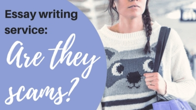 Essay Writing Services: Are They Scams?