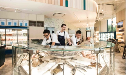 FiSK Seafoodbar & Market Singapore – Norwegian From Seafarer to Chef