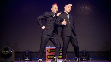 Gamarjobat Asia Tour 2018 – Come Get Your Kick Of Japanese Comedy