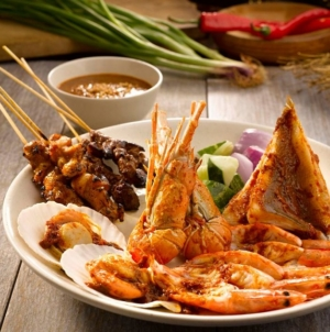 Get Trout N About With Deliveroo For Best Seafood In Singapore