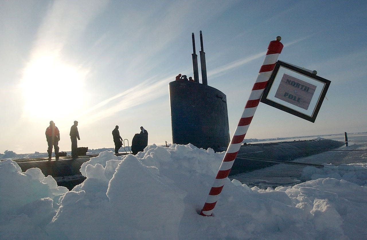 pictures How to Get to the North Pole