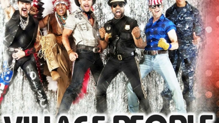 Original Village People Performs First Time At MBS Singapore