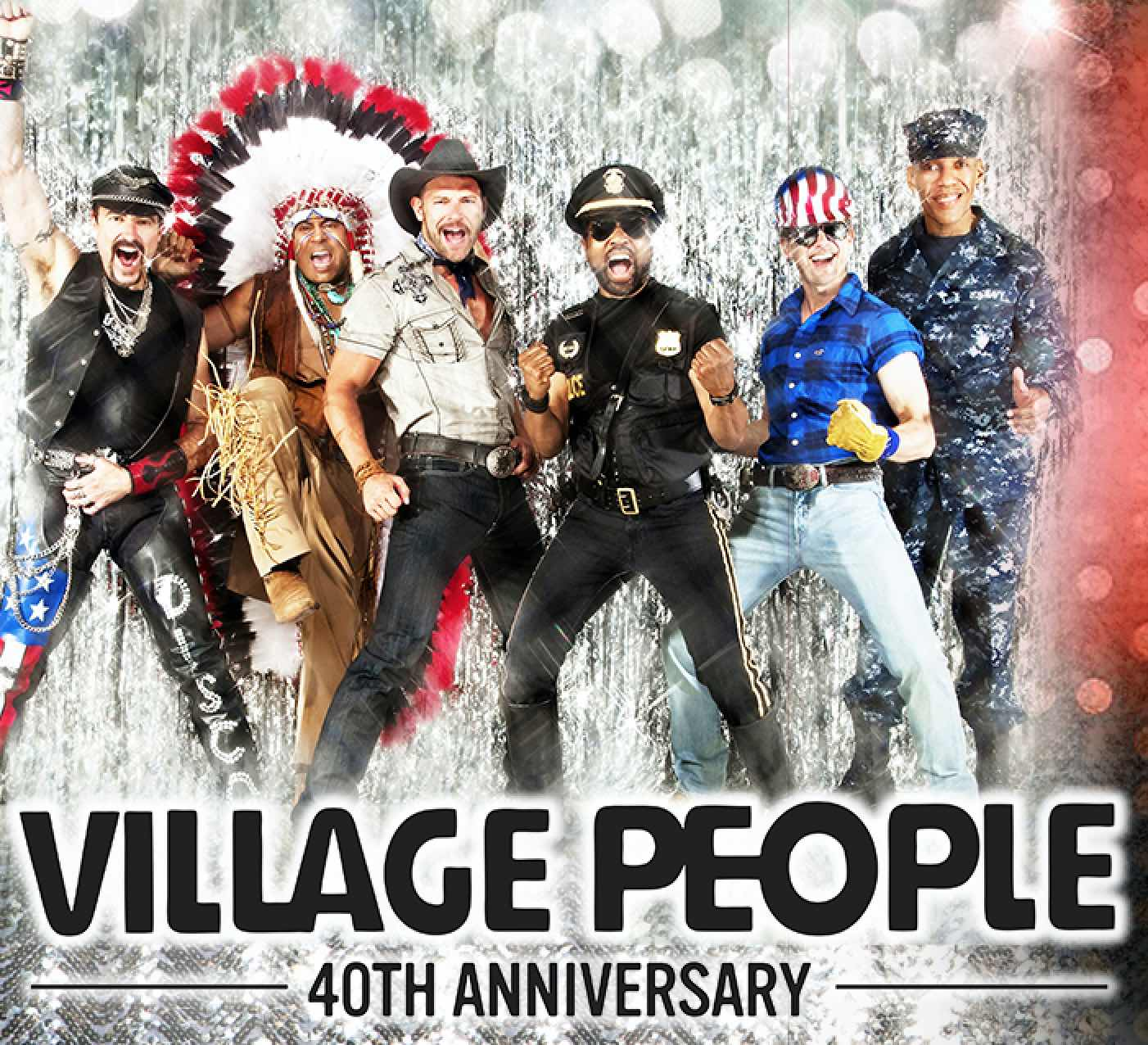Village People - The Hits