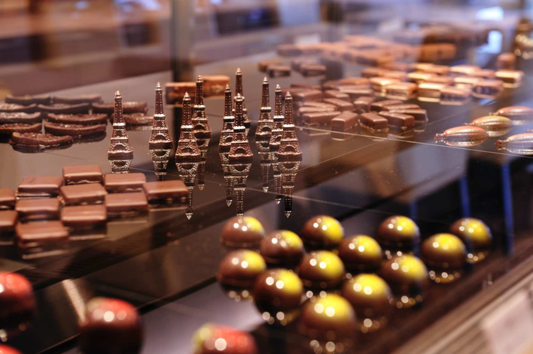 Salon de Royal Kyoto - Chocolates Fit For Royalty In Singapore ...