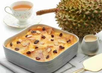 Marriott Cafe Presents Decadent Durian High Tea Buffet Singapore