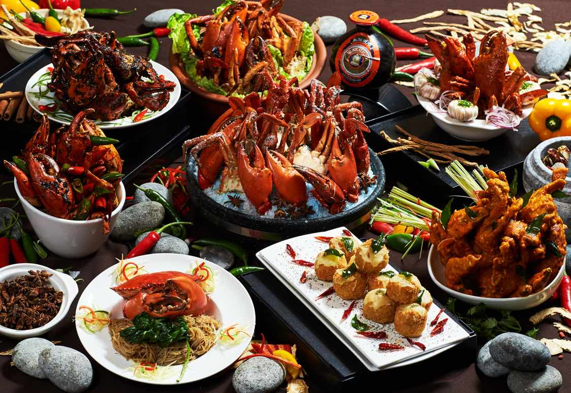 Parkroyal S Crab Feast Is Back Feast On As Many Crabs As: PARKROYAL's Endless Crabs Party Buffet Dinner Is Back