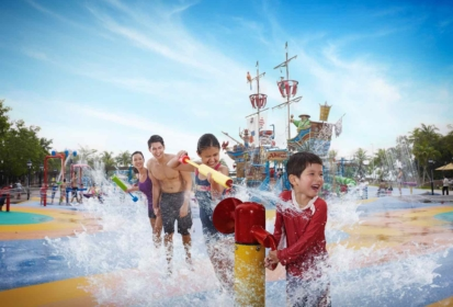 Sentosa Invites Families To Experience MEGA FUN This June Holiday!
