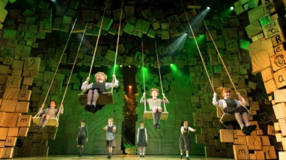 Matilda The Musical Singapore First Time In Asia At Marina Bay Sands