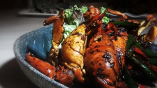 6 Favourite Dishes At PARKROYAL Spice Brasserie Endless Crab Party