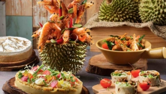 Thorny Temptations – Durian Feast At PARKROYAL on Pickering