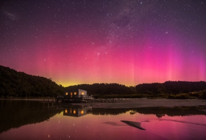 Aurora Australis Southern Lights – Lesser Known But Just As Spectacular