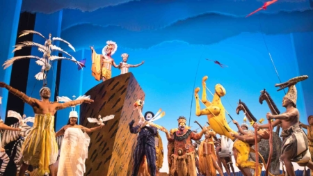 World's #1 Musical THE LION KING Singapore Returns To Marina Bay Sands