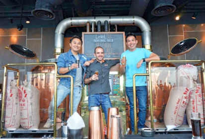 LeVeL33 Brewery Tour Singapore – See How Your Favourite Craft Beers Are Made!