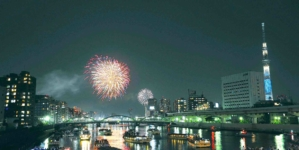 Tokyo Sumida River Fireworks Festival – Japan's Oldest Since Edo Period
