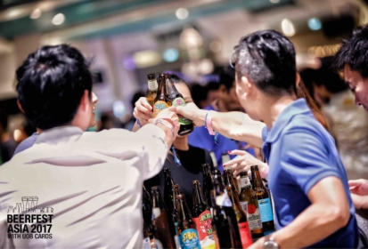 Beerfest Asia 2018 X Edition celebrates 10 Years With Largest Venue Ever