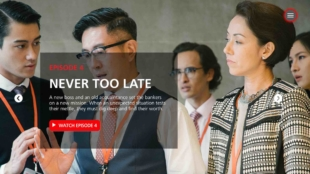 DBS SPARKS Mini-series – Changing Your Perspective Of Banking & Bankers