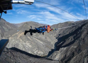 Nevis Catapult New Zealand Unveiled – The World's First Catapult Experience