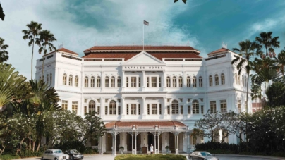 What Makes The Legendary Raffles Hotel Singapore So Special?