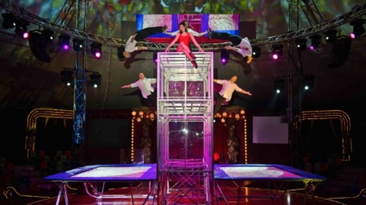 Great Moscow Circus Singapore Returns With New Thrilling Spectacular