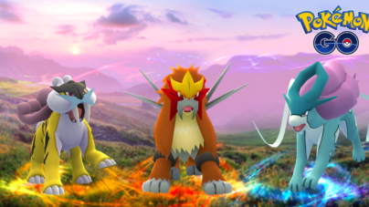 Pokemon Go Raikou, Entei & Suicune – Legendary Dogs Here For Limited Time