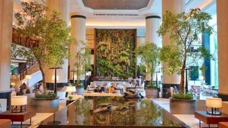 Re-discover The Newly Rejuvenated Shangri-La Hotel Singapore